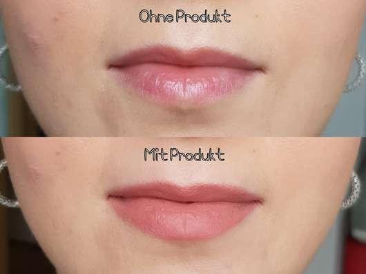 Lippen ohne/mit AVON CUSHION CLOUD Cremige Lippen- & Wangenfarbe, Farbe: Sugar And Spice