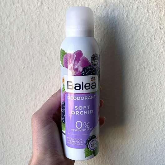 Balea Deodorant Spray Soft Orchid