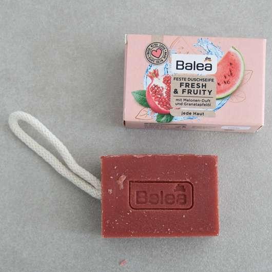 <strong>Balea</strong> Feste Duschseife Fresh & Fruity