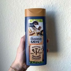 Produktbild zu Balea Men Duschgel Projekt Zuhause (LE)