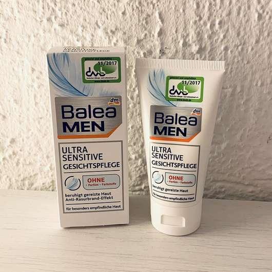 Balea Men Ultra Sensitive Gesichtspflege