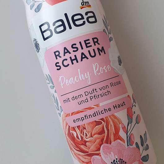 Balea Rasierschaum Peachy Rose (LE)