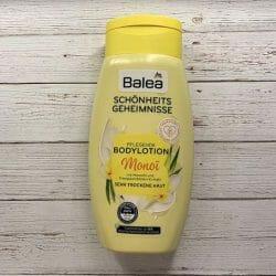 Produktbild zu Balea Schönheitsgeheimnisse Pflegende Bodylotion Monoi