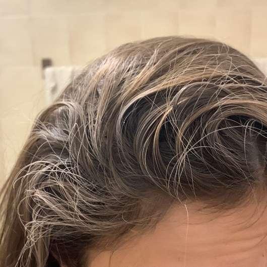 Balea Trockenshampoo Soft Cotton - Haare direkt nach dem Aufsprühen