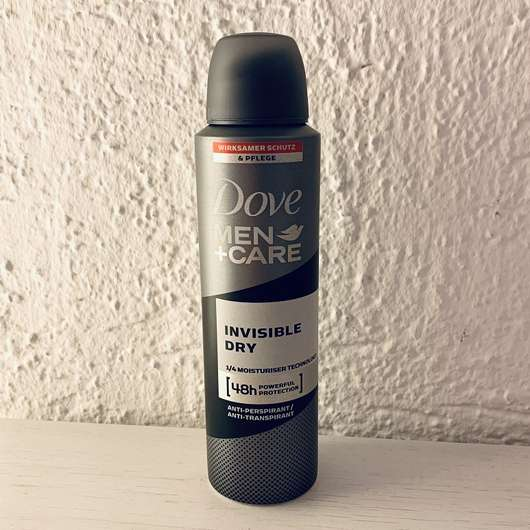 Dove MEN + CARE Invisible Dry Antitranspirant Spray