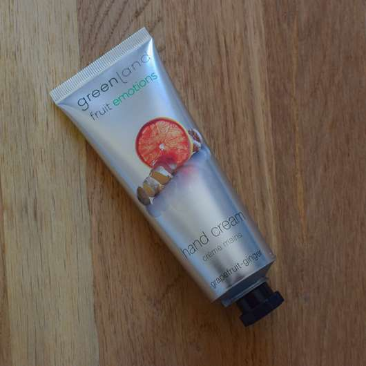 <strong>Greenland</strong> Hand Cream Grapefruit-Ginger