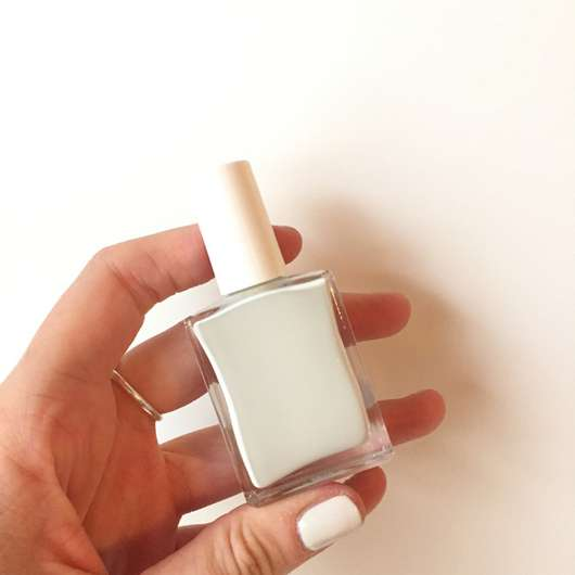 gitti water-based vegan nail color, Farbe: 24 nebelweiß