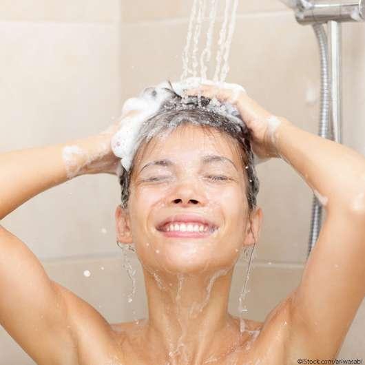 5 No-Gos beim Haarewaschen