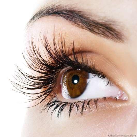 4 Tipps für längere Wimpern