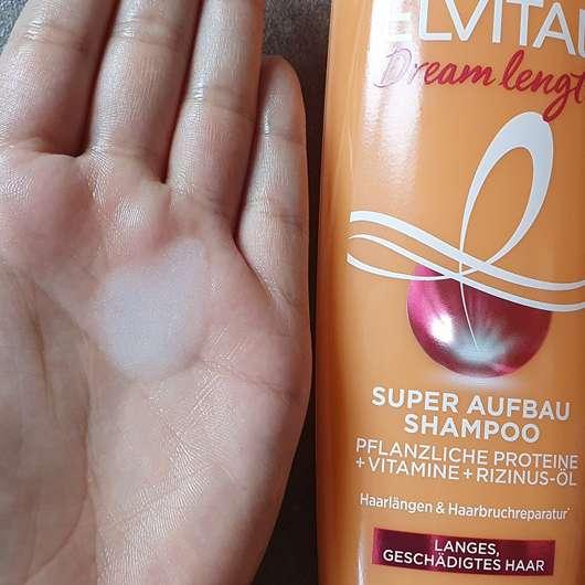 L'ORÉAL PARiS Elvital Dream Length Super Aufbau Shampoo - Konsistenz