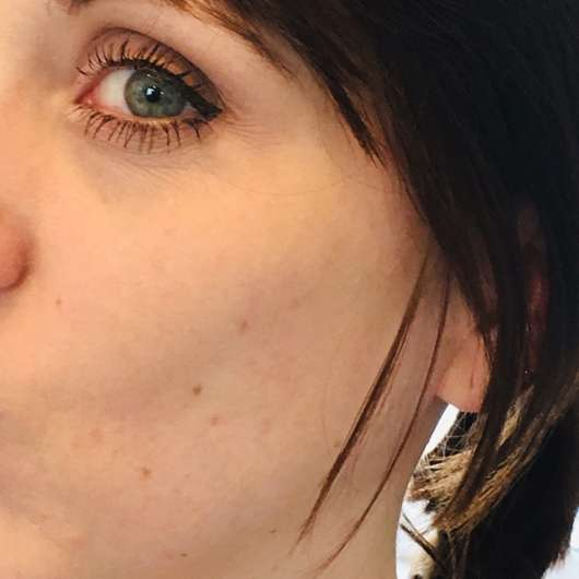Haut nach 4-wöchigen Test - Tiroler Kräuterhof Naturkosmetik Bio Gesichtscreme