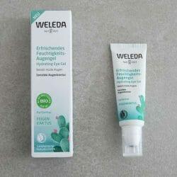 Produktbild zu Weleda Feigenkaktus Erfrischendes Feuchtigkeits-Augengel
