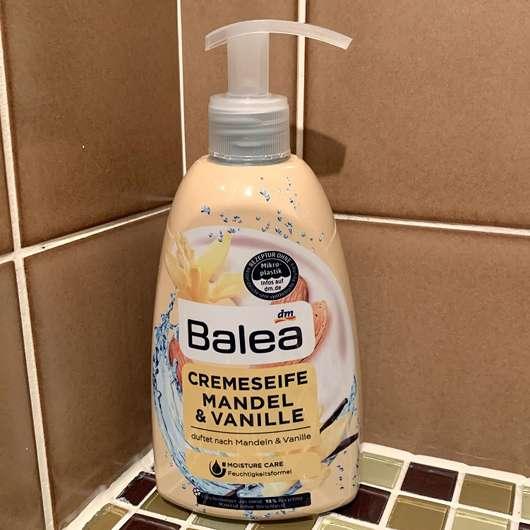 Balea Cremeseife Mandel & Vanille