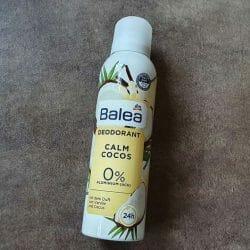 Produktbild zu Balea Deodorant Calm Cocos