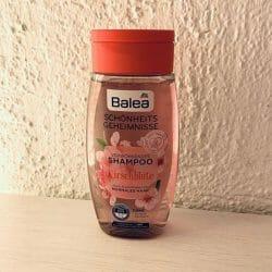Produktbild zu Balea Schönheitsgeheimnisse Verwöhnendes Shampoo Kirschblüte