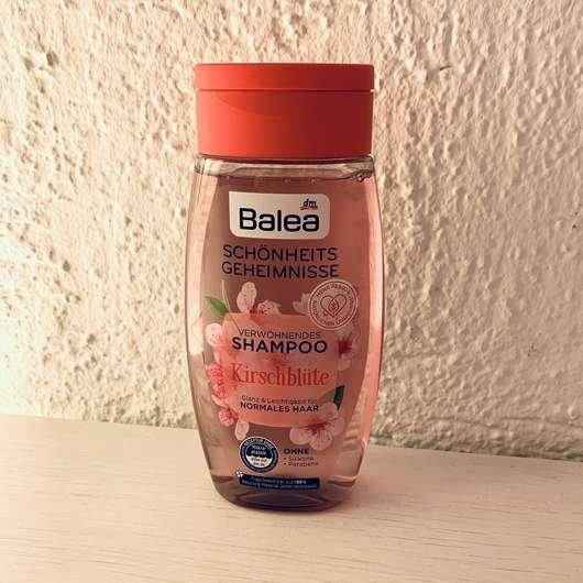 Balea Schönheitsgeheimnisse Verwöhnendes Shampoo Kirschblüte