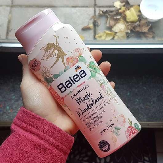 Balea Shampoo Magic Wonderland (LE)