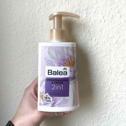 Produktbild zu Balea Verwöhnseife & Creme 2in1
