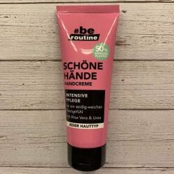 Produktbild zu #be routine Schöne Hände Handcreme