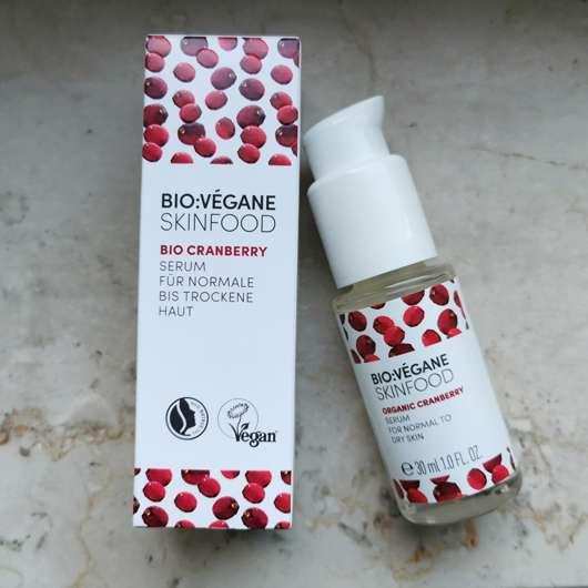 BIO:VÉGANE Bio Cranberry Serum