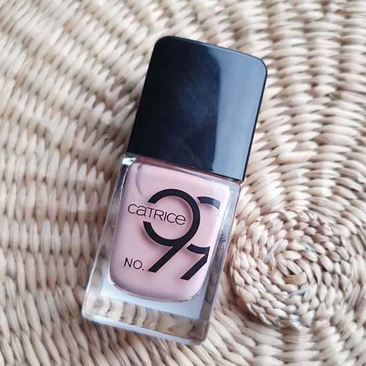 <strong>Catrice</strong> ICONails Gel Lacquer - Farbe: 99 Sand In Sight!