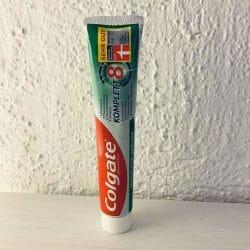Produktbild zu Colgate Komplett Natürliche Kräuter Zahncreme