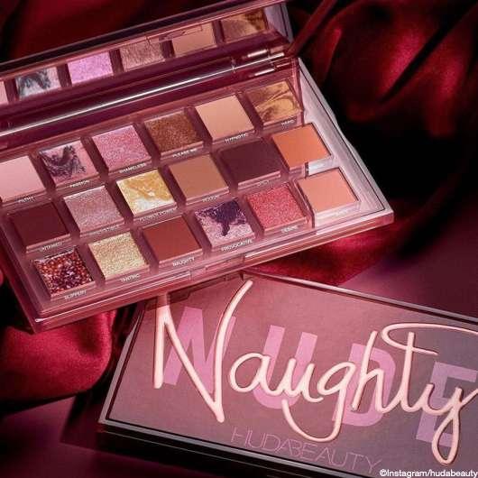 Huda Beauty: Naughty Nude Palette
