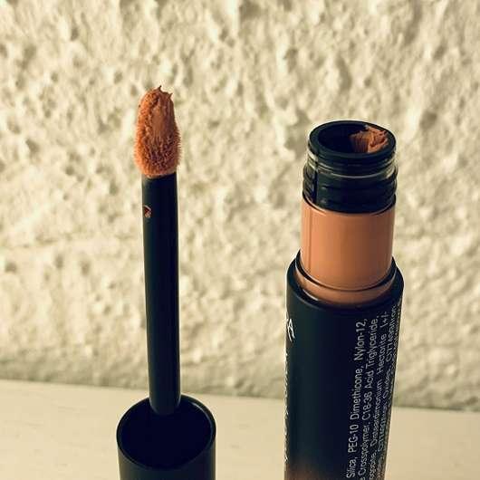 IsaDora Velvet Comfort Liquid Lipstick, Farbe: 50 Nude Blush