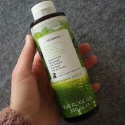 Produktbild zu KORRES Basilikum Zitrone Duschgel