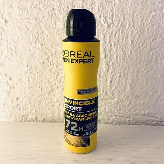L'ORÉAL Men Expert Invincible Sport Anti-Transpirant Spray