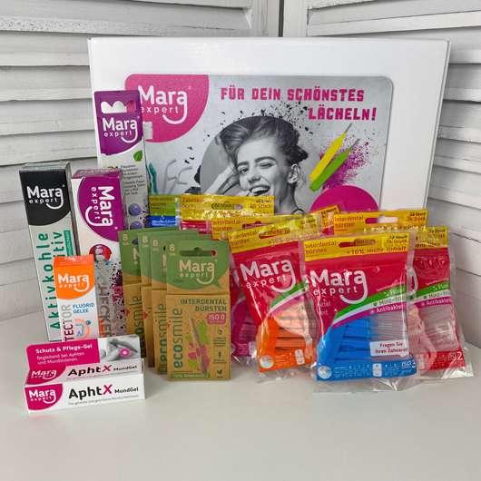 10 x 1 Mara Expert Mundpflege-Set zu gewinnen