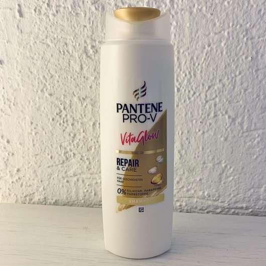 <strong>PANTENE PRO-V</strong> Vita Glow Repair & Care Shampoo