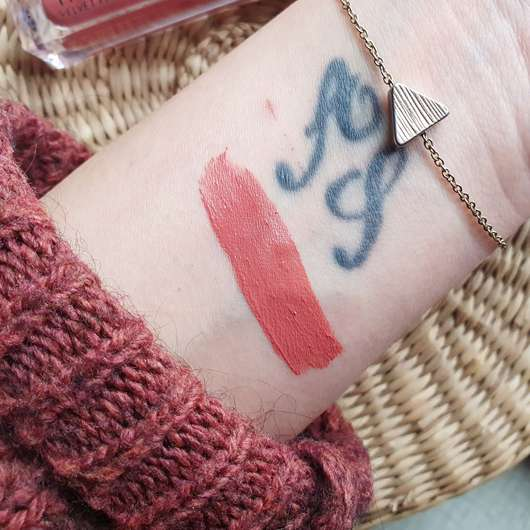 Physicians Formula The Healthy Lip Velvet Liquid Lipstick, Farbe: Bare With Me