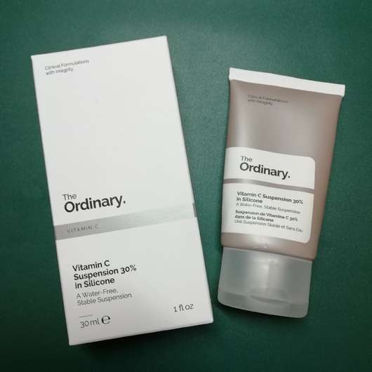<strong>The Ordinary</strong> Vitamin C Suspension 30% in Silicone