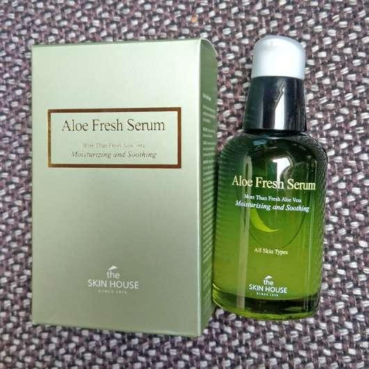 TheSkinHouse Aloe Fresh Serum