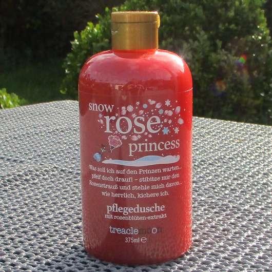 treaclemoon snow rose princess pflegedusche (LE)