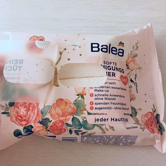 Balea Magic Wonderland Softe Reinigungstücher (LE)