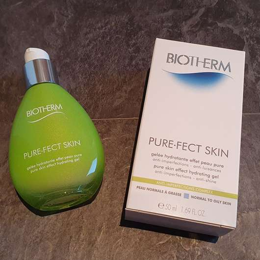 <strong>BIOTHERM PURE.FECT SKIN</strong> Hydrating Gel
