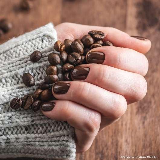 Coffee Nails sind jetzt absolut angesagt!