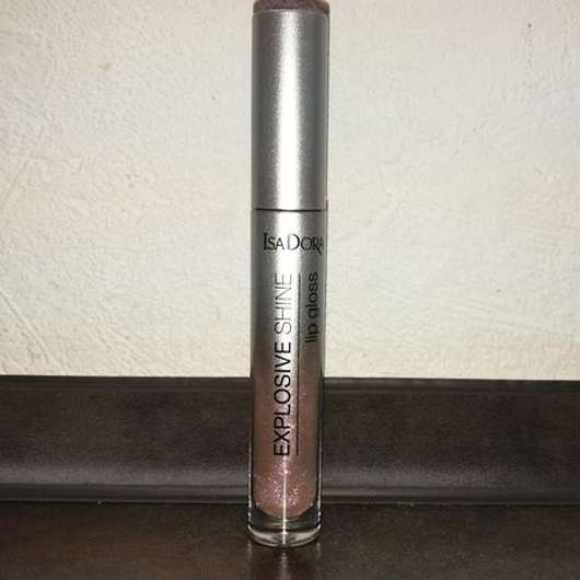 <strong>IsaDora</strong> Explosive Shine Lip Gloss - Farbe: 81 Diamond Crush (LE)