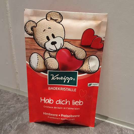<strong>Kneipp</strong> Badekristalle Hab dich lieb