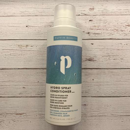 Puffin Beauty Hydro Spray Conditioner