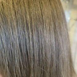 Puffin Beauty Hydro Spray Conditioner - Haare nach Testende