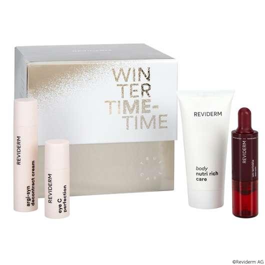 5 x 1 REVIDERM WinterTiME-Time Box zu gewinnen
