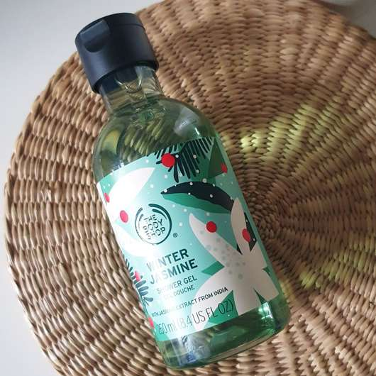 <strong>The Body Shop</strong> Winter Jasmine Shower Gel (LE)