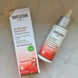 Produktbild zu Weleda Granatapfel Straffendes Gesichtsöl