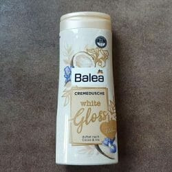 Produktbild zu Balea Cremedusche White Gloss (LE)