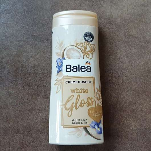 Balea Cremedusche White Gloss (LE)