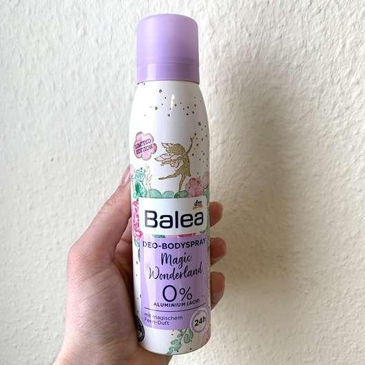<strong>Balea</strong> Deo-Bodyspray Magic Wonderland (LE)