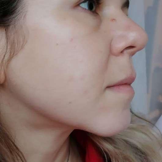 Dr. Scheller Argan & Amaranth Anti-Falten AHA Nachtserum - Haut zu Testbeginn